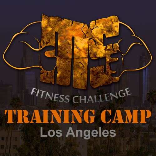 MS Fitness Challenge Training Camp Los Angeles