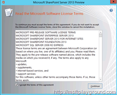 SharePoint-2013---License-Terms