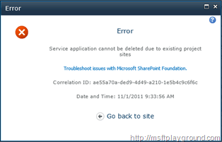 errordeleteprojectserviceapplication