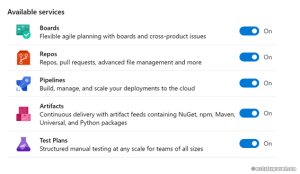 Azure DevOps Services