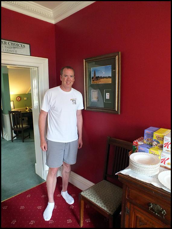Wold Cottage – June 2012 visit