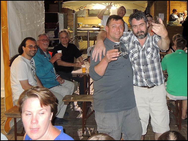 Cheers Marc and Sergey, Nasdrovya! :-)