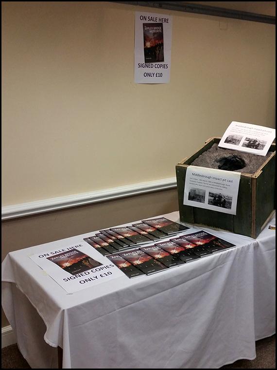 Russell Parry's 's Appley Bridge Meteorite book for sale.