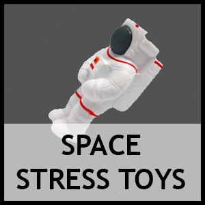Space stress toys
