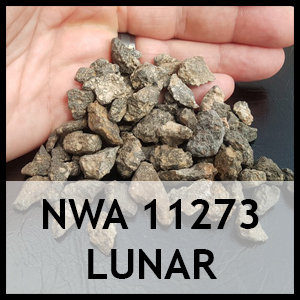 Nwa 11273 lunar meteorite
