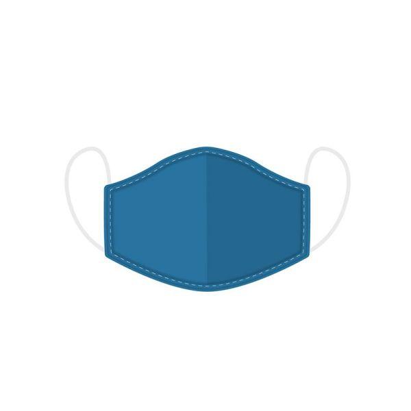 Mask blue 1