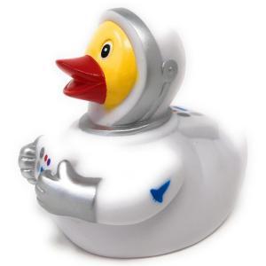 Astronaut bath duck