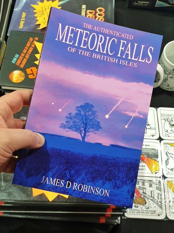 Authenticated meteoric falls (2)