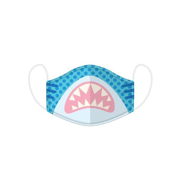 Mask shark 1
