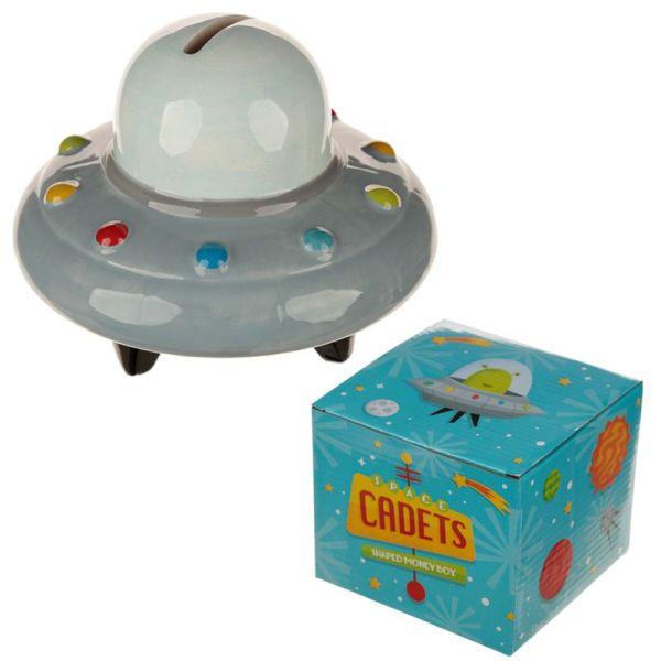 Spaceship moneybox 1
