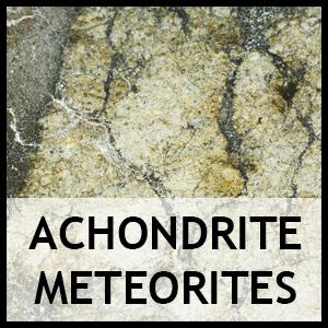 Achondrite Meteorites