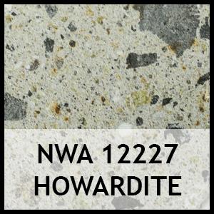 Nwa 12227 howardite
