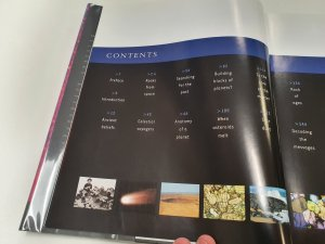 Journey through space time meteorite book (7)