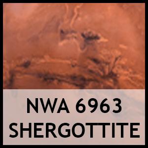 Nwa 6963 shergottite