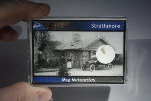 Strathmore meteorite (28)