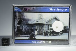 Strathmore meteorite (33)