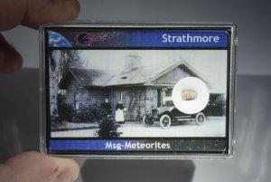 Strathmore meteorite (4)