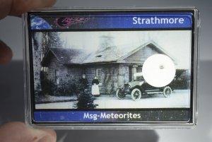 Strathmore meteorite (48)
