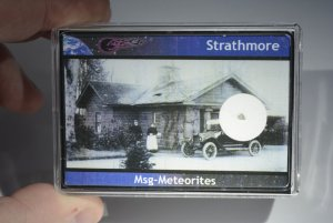 Strathmore meteorite (52)