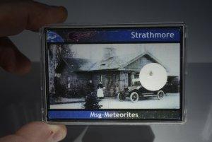 Strathmore meteorite (56)