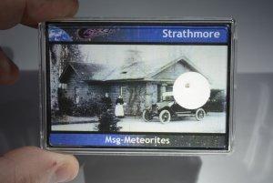 Strathmore meteorite (72)