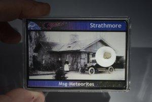 Strathmore meteorite (8)