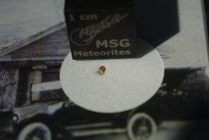 Strathmore meteorite (83)
