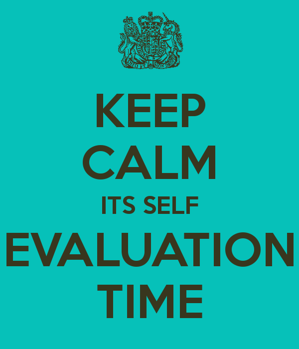 Image result for self evaluation