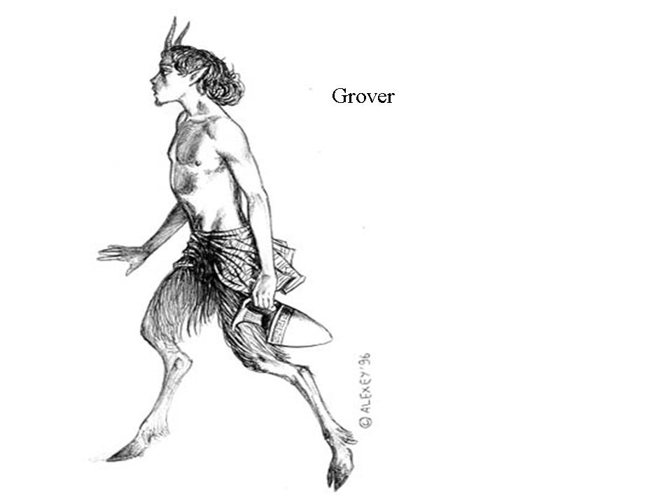 Grover In Percy Jackson Coloring Pages Coloring Pages