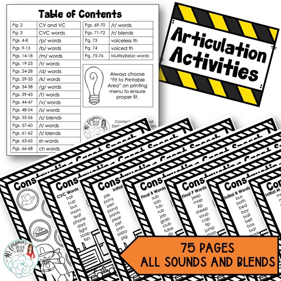 Construction worker worksheets