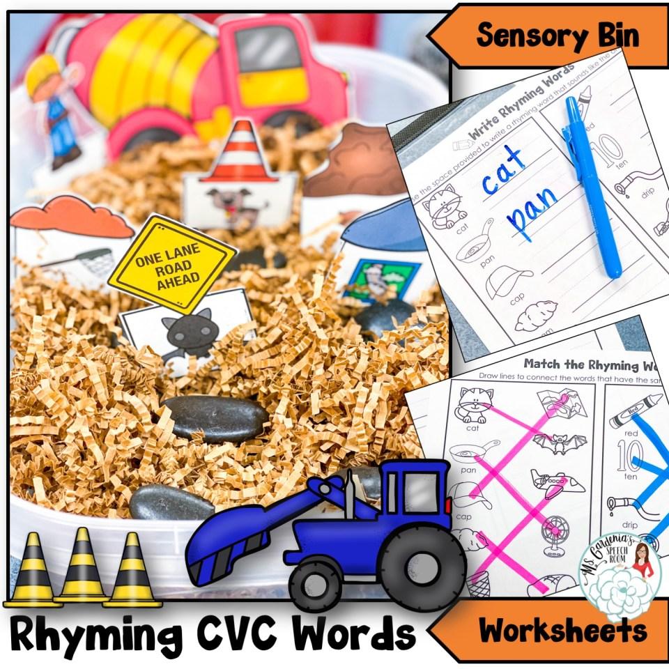 Sensory Bin Activities for Preschoolers