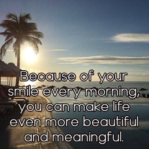 Beautiful Morning Quotes with images