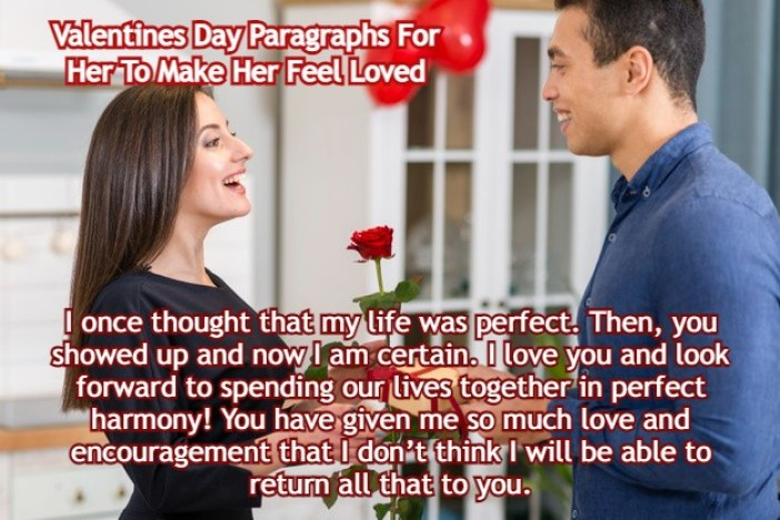 Valentines Day Paragraphs For Her