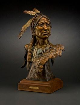 Comanche Warrior - Kliewer