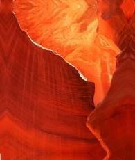 Antelope Canyon Edge of Light