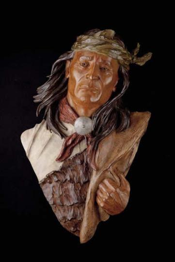 Face of a Proud People - Bill Nebeker