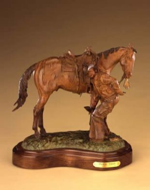 Horse Thief - Bill Nebeker