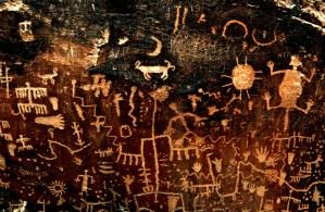 Petrified Forest Rock Art
