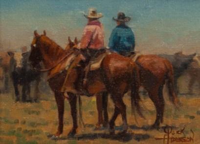 Cowboys -Quick Anderson