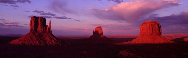 Sunset Monument Valley