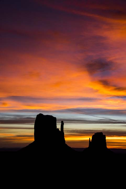 Sunrise Monument Valley 2015