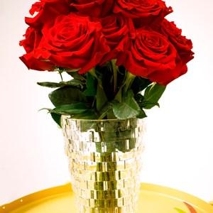 Ramo Pasión. Ramo de rosas rojas