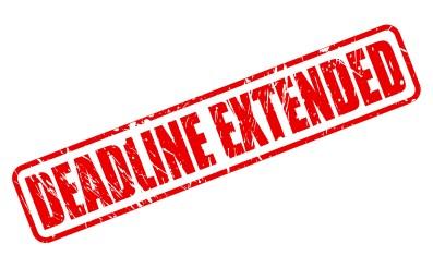Deadline Extension_shutterstock.jpg