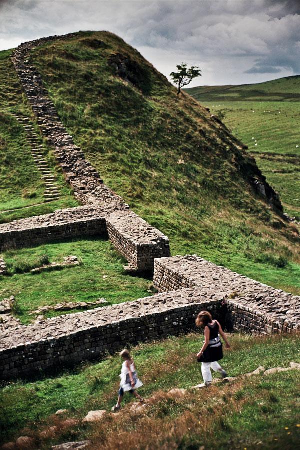 milecastle-Hadrians-Wall