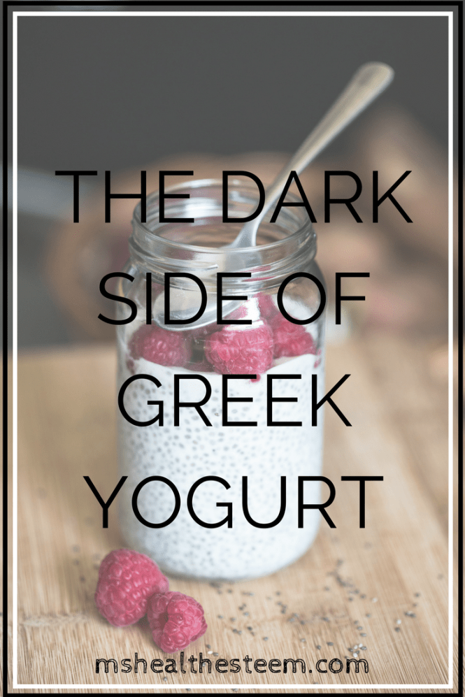 The Dark Side of Greek Yogurt - Why Greek Yogurt might not be as awesome as you think
