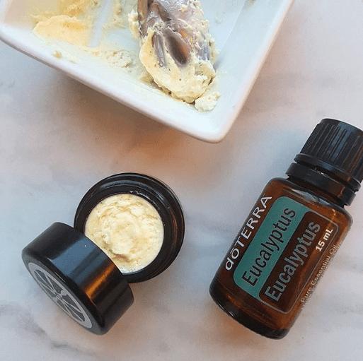 Beauty Barlour Mousse Moisturizer doTERRA Essential Oils