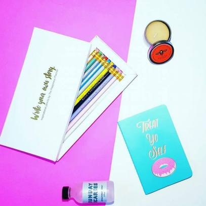 Your Monday Inspiration Board - Self Care ChronicAlly Box