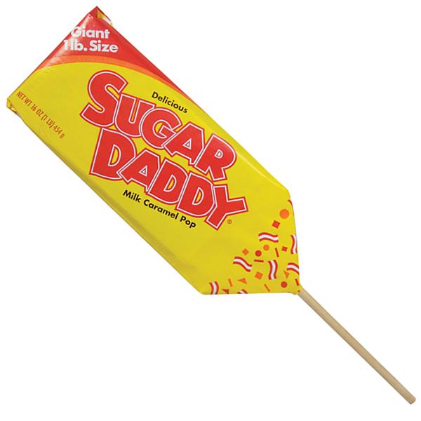 Yes, I have a Sugar Daddy!