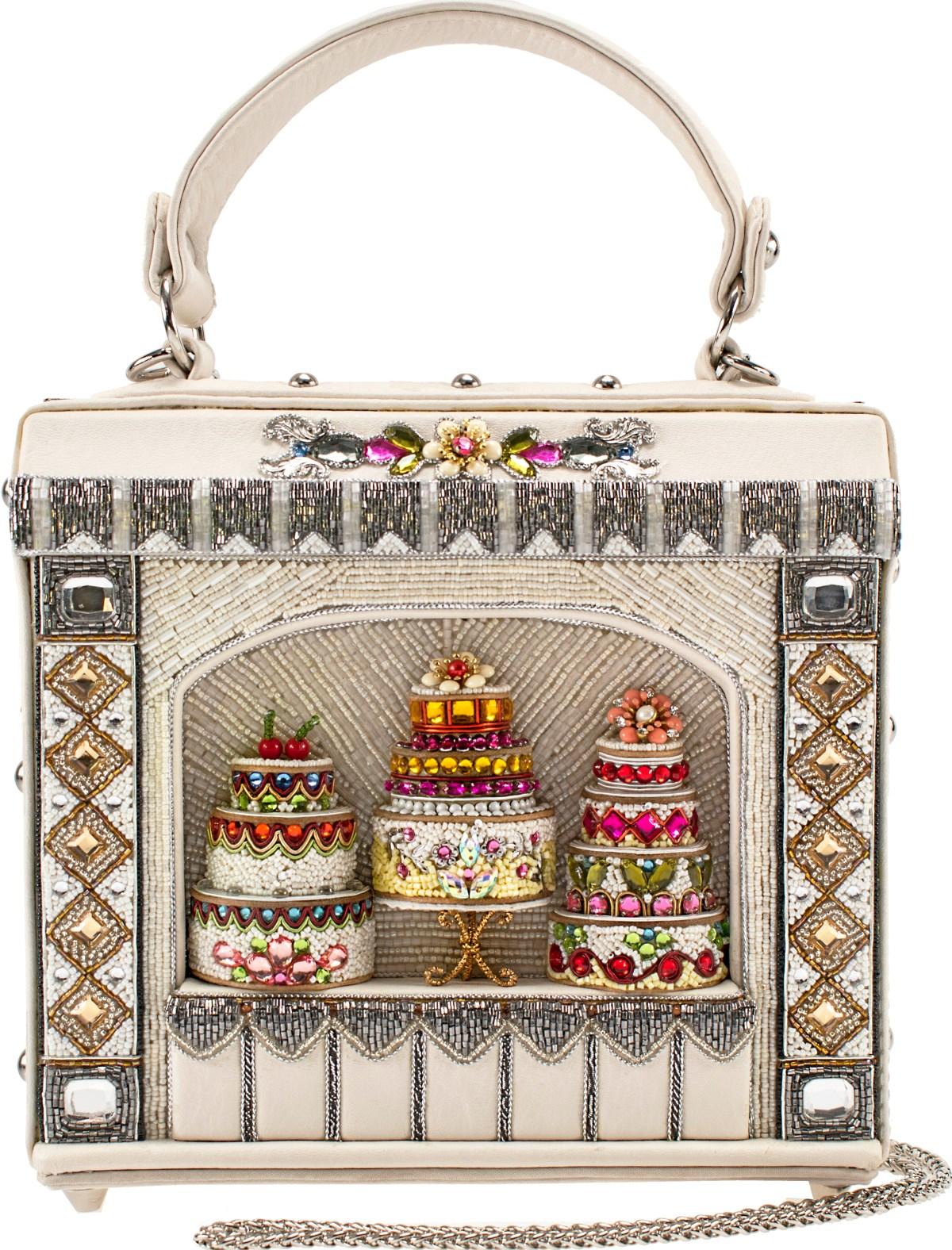 Mary Frances Cake Shop Handbag