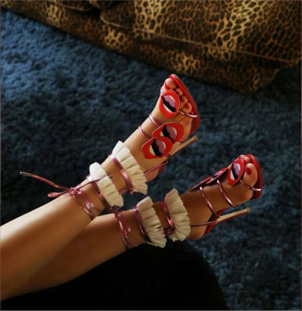 Alzuarr Lora Must Have Heels